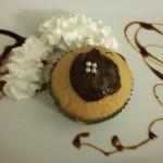 Muffin con perline