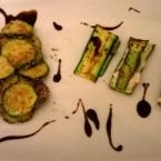 Piatto unico con zucchini