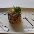 Spaghetti al ragù di Champignon