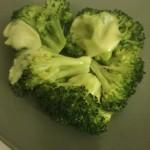 Broccoli al formaggio vegetale