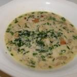 Menù di San Valentino Zuppa di cipolla