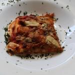 Lasagne ai fagioli Borlotti