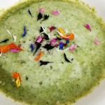 Crema di Broccoli con semi di Canapa